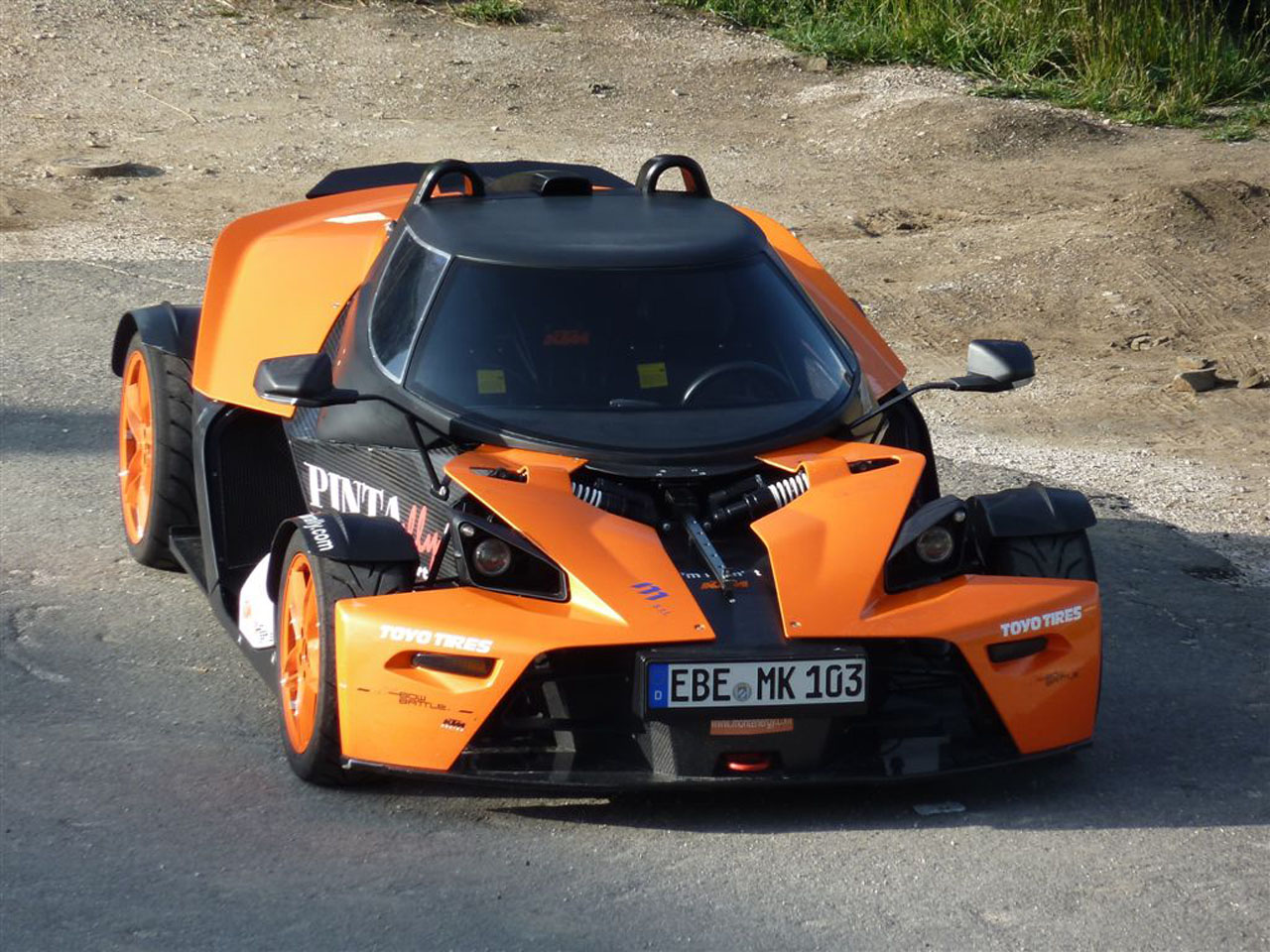 Ktm x bow monte carlo by montenergy photo gallery autoblog - X bow ktm ...