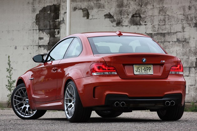 2011 BMW 1 Series M Coupe Road Test Review - Autoblog