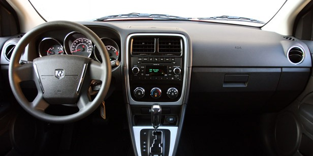 2011 Dodge Caliber Heat interior