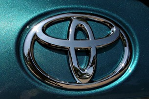 2012 Toyota Yaris logo