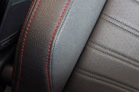 2012 Volkswagen Jetta GLI front seats