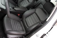 2012 Buick Regal GS front seats