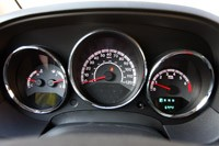 2011 Dodge Caliber Heat gauges