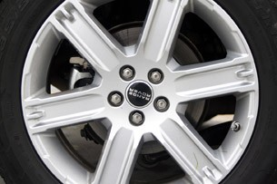 2012 Range Rover Evoque wheel