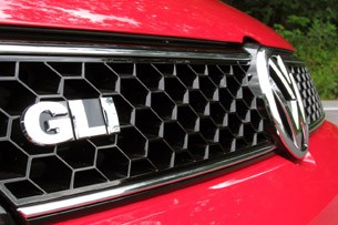 2012 Volkswagen Jetta GLI grille