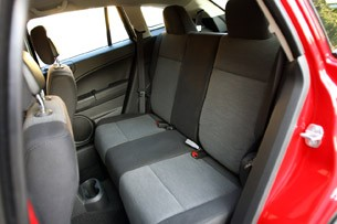 2011 Dodge Caliber Heat rear seats