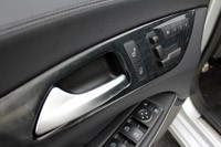2012 Mercedes-Benz CLS550 door controls