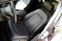 2011 Audi Q7 3.0T S line front seats