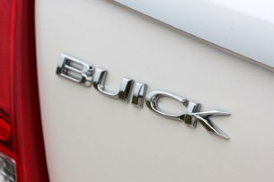 2012 Buick Regal GS badge