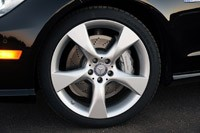 2012 Mercedes-Benz CLS550 wheel