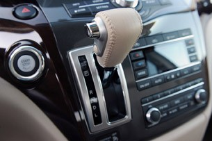 2011 Nissan Quest shifter