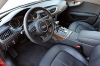 2012 Audi A7 3.0T interior