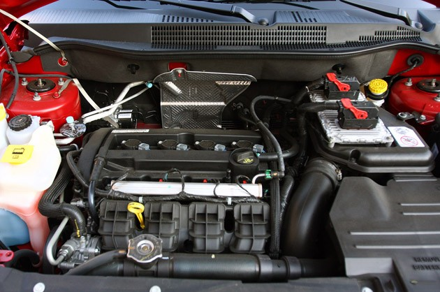 2011 Dodge Caliber Heat engine