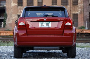 2011 Dodge Caliber Heat rear view