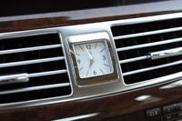 2012 Mercedes-Benz CLS550 dash clock