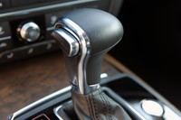2012 Audi A7 3.0T shifter