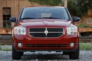 2011 Dodge Caliber Heat front view