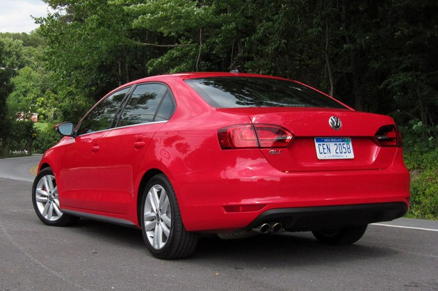 2012 Volkswagen Jetta GLI   Automotive Todays