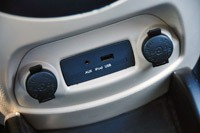 2012 Kia Soul USB connection