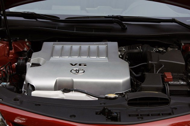 2012 Toyota Camry engine