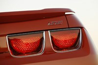 2011 Chevrolet Camaro SS Convertible taillights