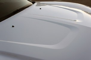 2011 Dodge Charger Rallye V6 hood