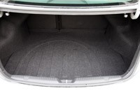 2011 Hyundai Elantra Limited trunk