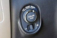 2012 Kia Soul color knob
