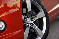2011 Chevrolet Camaro SS Convertible wheel