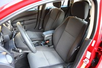 2011 Dodge Caliber Heat front seats