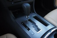 2011 Dodge Charger Rallye V6 shifter