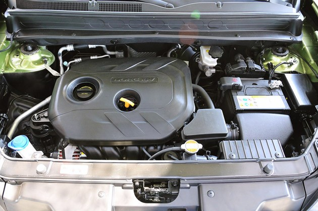 2012 Kia Soul engine
