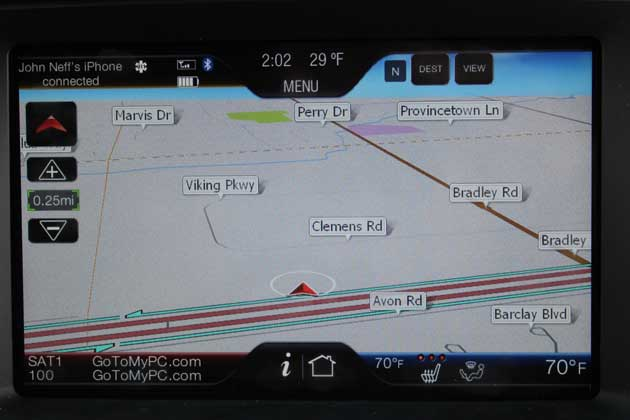 daliacruise report ford sync modified for autobahn speeds. Black Bedroom Furniture Sets. Home Design Ideas