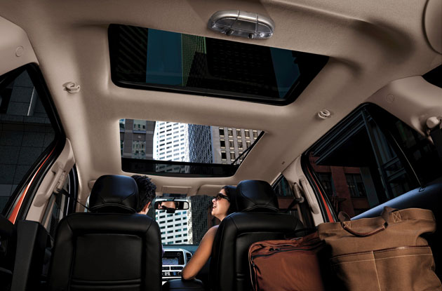 My ford blog panoramic vista roof