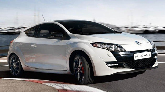 Renault Megane RS 250 Monaco Grand Prix Limited Edition