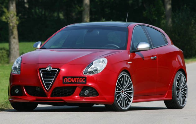 Novitec Giulietta
