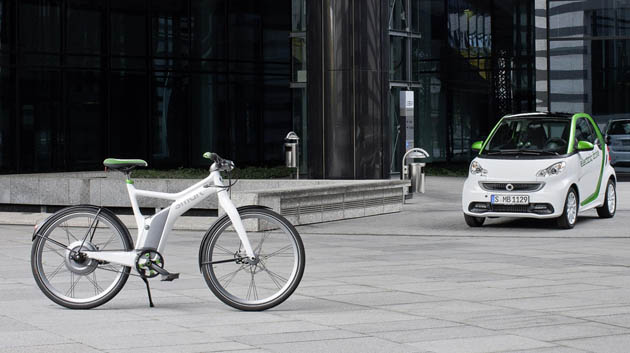 Smart E-Bike