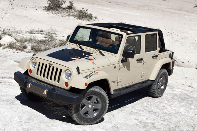 Improve jeep fuel economy