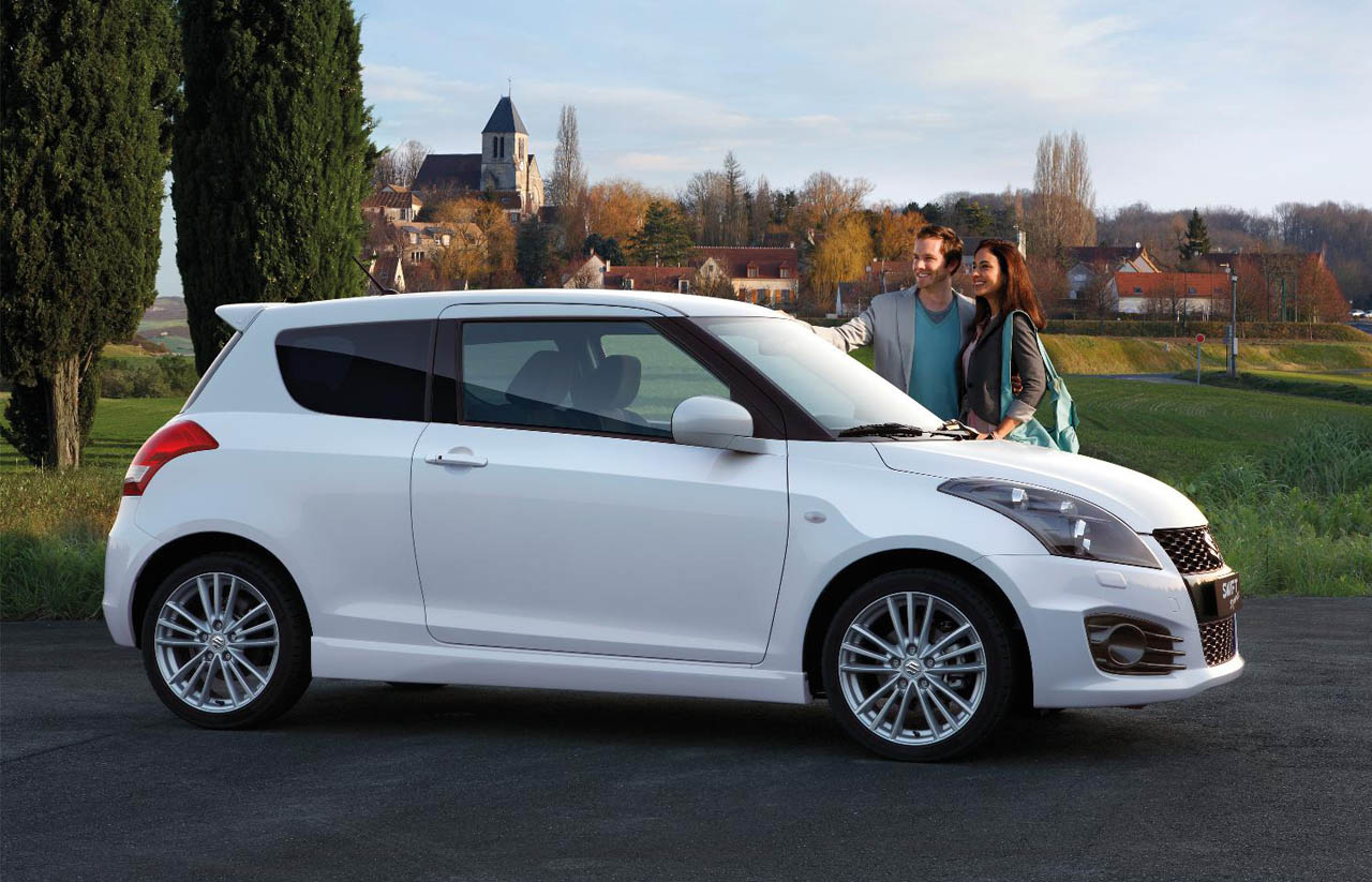 Suzuki Swift News and Reviews  Autoblog