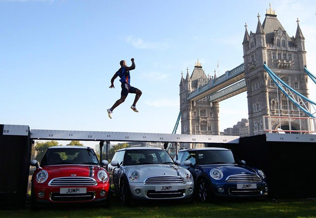 mini london 2012 edition