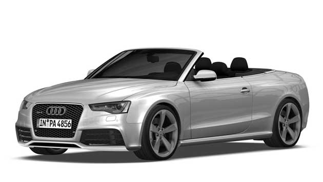 Audi RS5 Cabriolet Patent Drawings