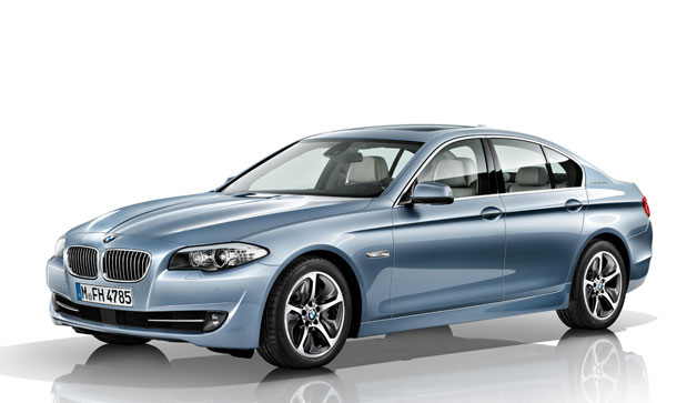 BMW ActiveHybrid5 - front three-quarter