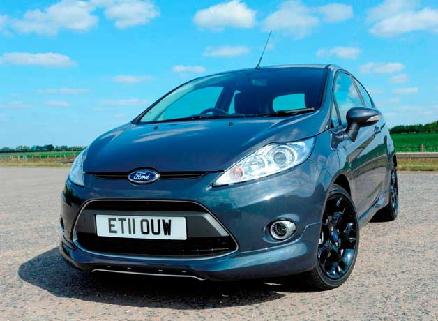 Ford Fiesta Metal Edition