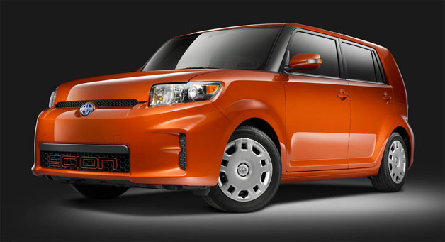 2012 Scion xB RS 9.0