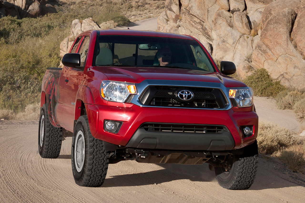 Toyota Prices 2013 Tacoma Trd T X Baja From 32 990