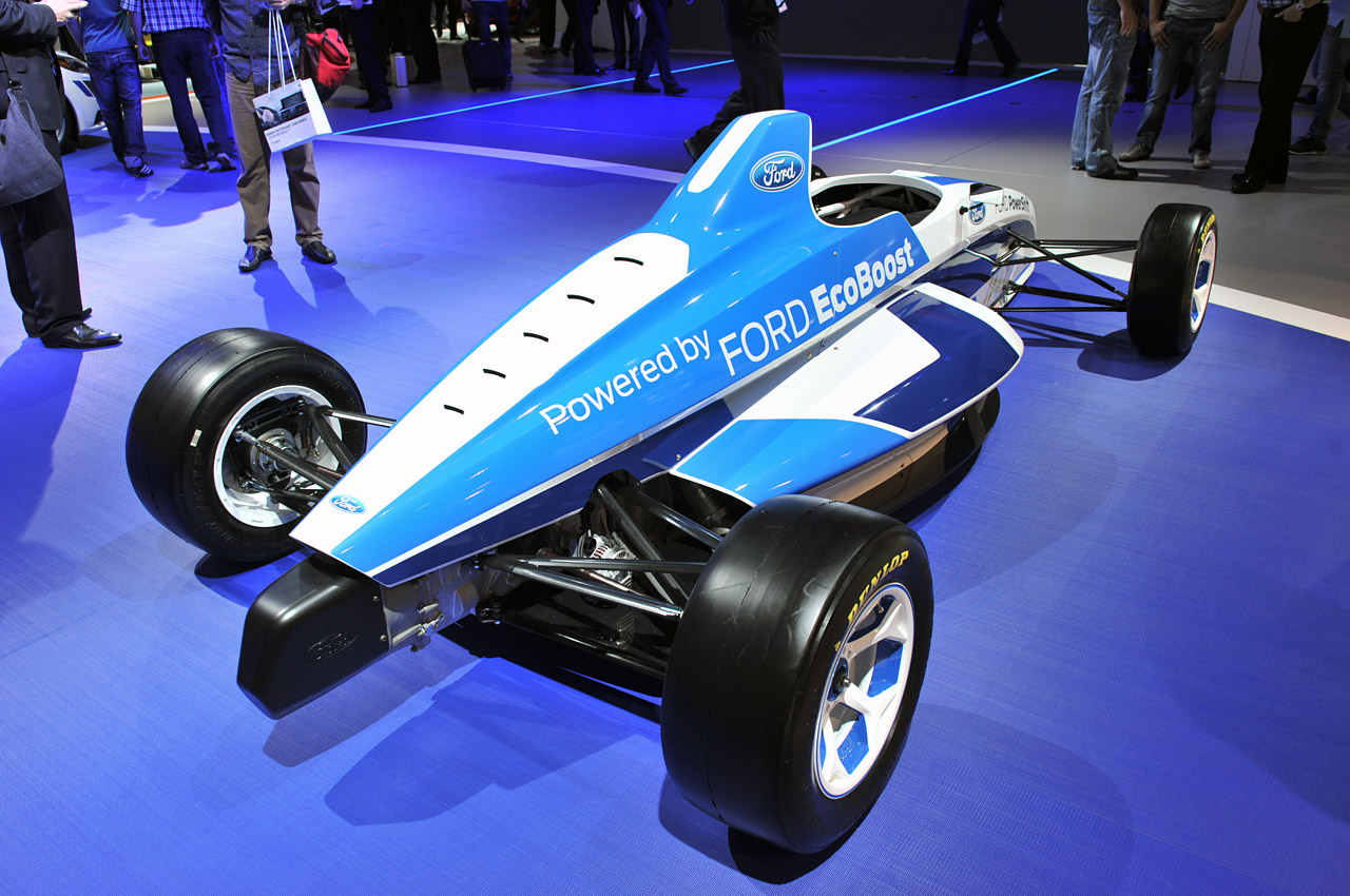 Formula Ford Ecoboost For Sale >> 2012 Formula Ford brings EcoBoost to open-wheel racing - Autoblog