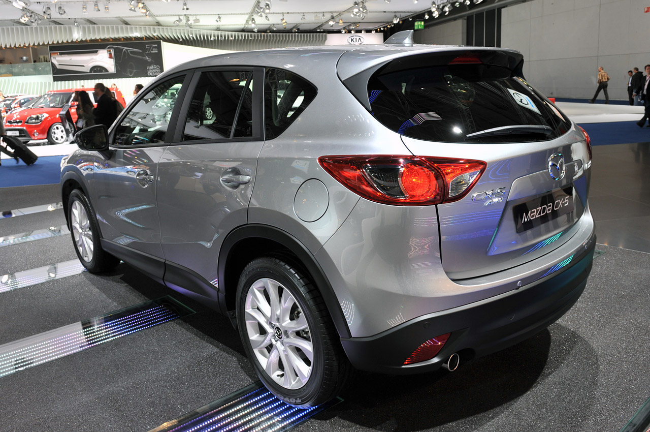 2013 mazda cx 5 frankfurt 2011 photos