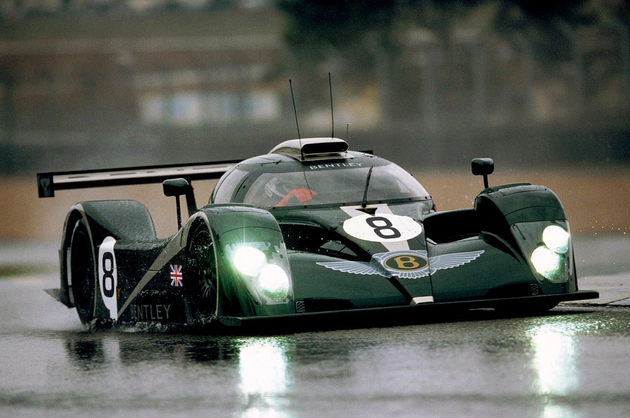 bentley considering new lmp1 race car autoblog. Black Bedroom Furniture Sets. Home Design Ideas