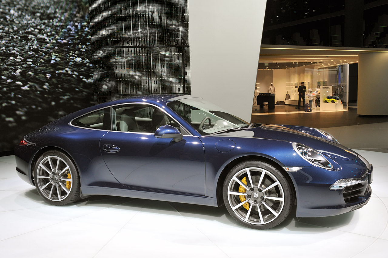2012 Porsche 911 Carrera S Is Seven Shades Of Awesome W
