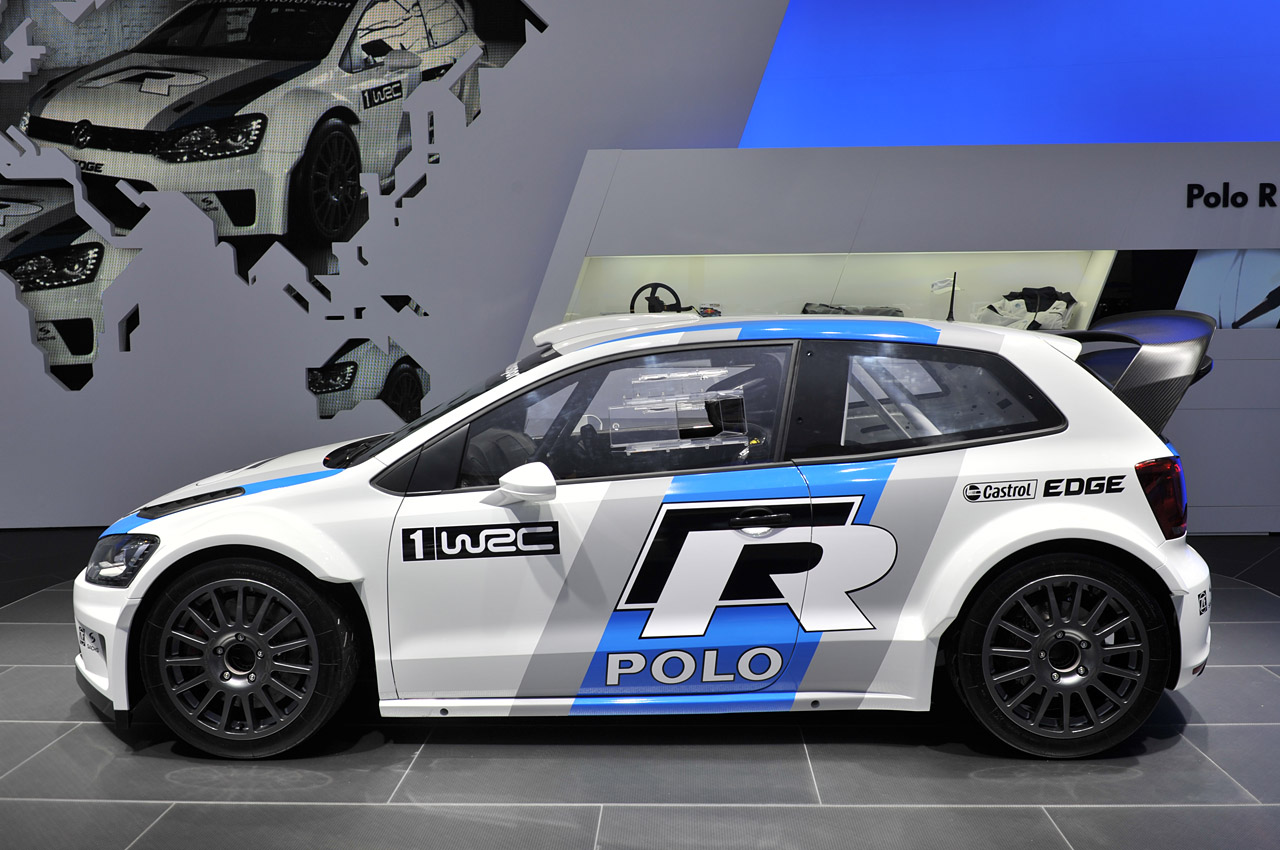 polo r wrc for sale autos post. Black Bedroom Furniture Sets. Home Design Ideas